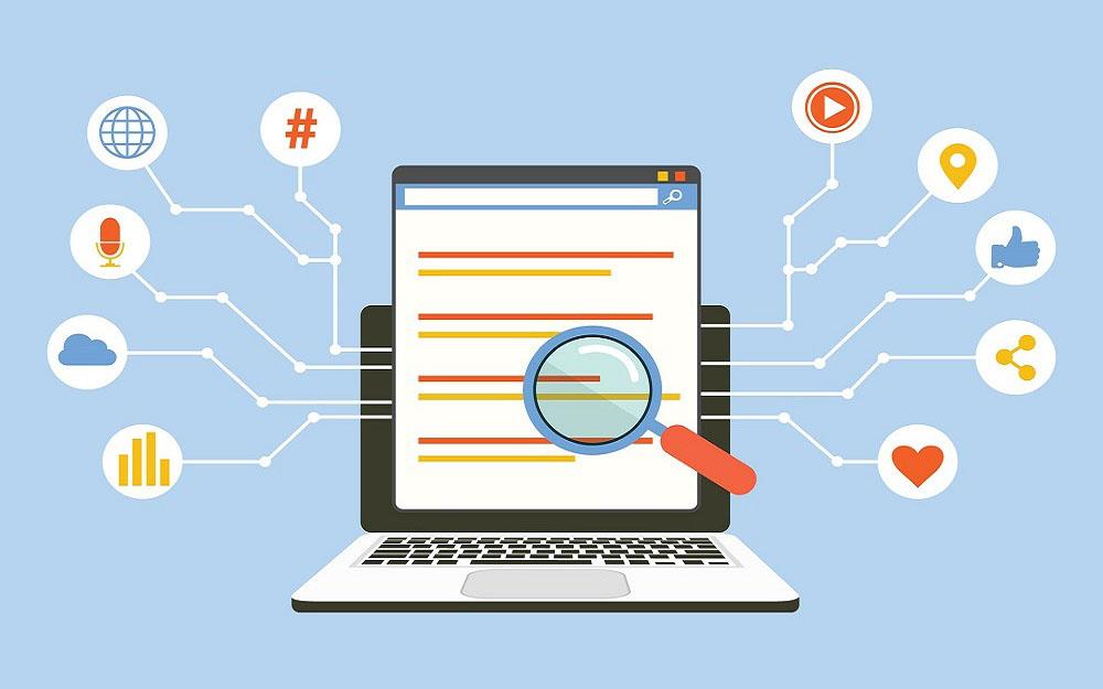 الگوریتم های جستجو چگونه عمل مي کنند؟
